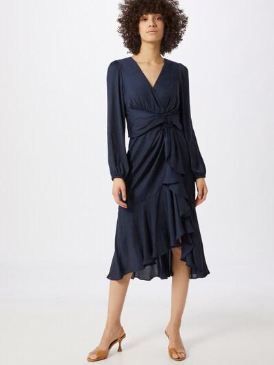 Forever New Letní šaty 'Lilian Balloon Sleeve' - námořnická modř, Model/ka