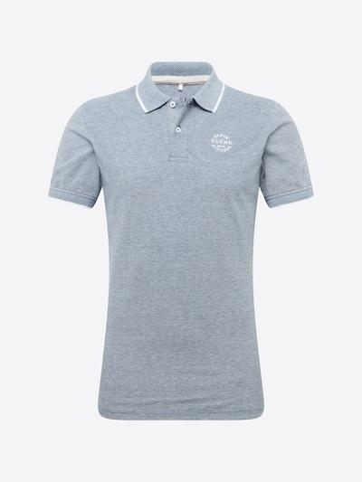 BLEND Shirt 'TEE' in de kleur Donkerblauw, Productweergave