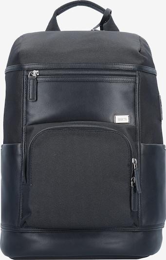 Bric's Rucksack 'Monza' in schwarz, Produktansicht