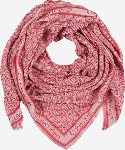 Calvin Klein Maska z materiału 'CK MONO J SCARF 130x130' w kolorze różowy pudrowym, Podgląd produktu