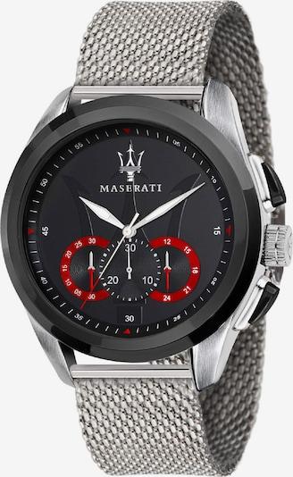 Maserati Uhr 'TRAGUARDO' R8873612005 in grau / silber, Produktansicht