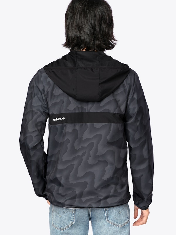 Veste De Transition Adidas Originals bb Warp Wnd Jkt