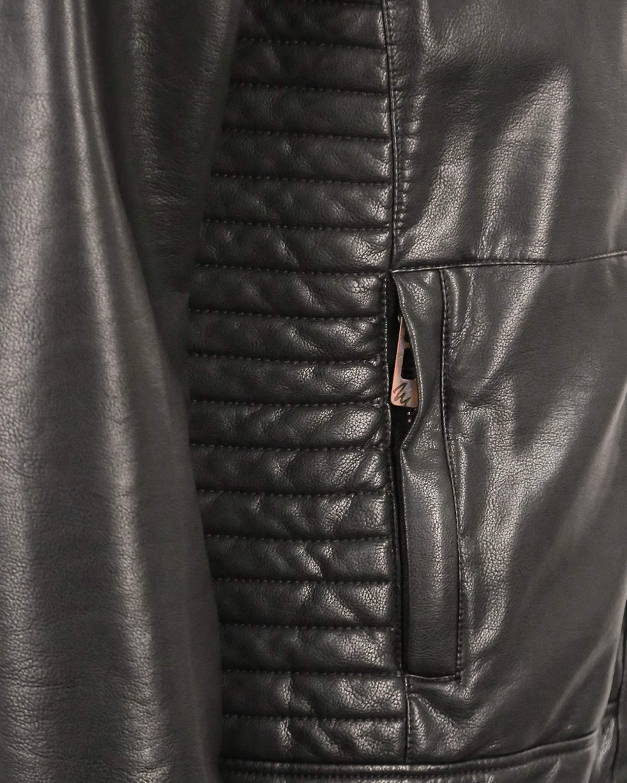 'braga Schwarz Jacke In Pu' Maze Y29IDWEH