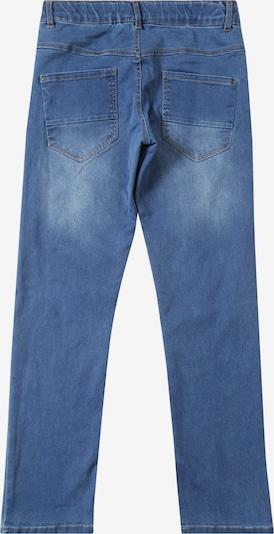 NAME IT Jeansy w kolorze niebieskim: Widok od tyłu