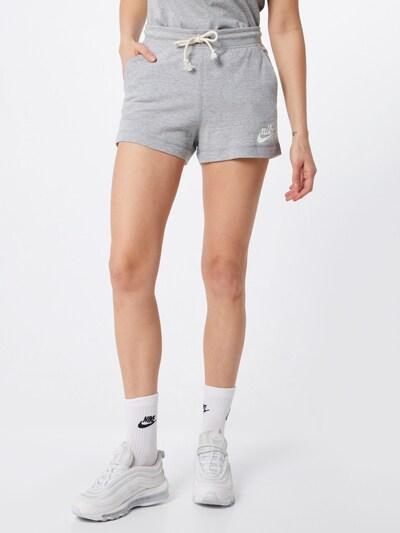 Nike Sportswear Bikses pieejami pelēks, Modeļa skats