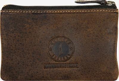 KLONDIKE 1896 Schlüsseletui 'Luke' in braun, Produktansicht
