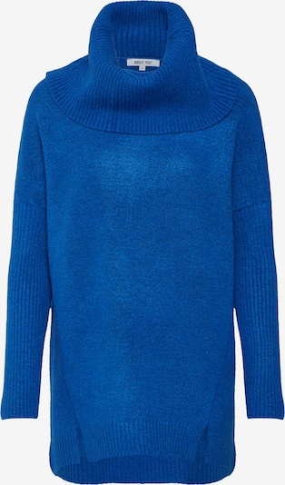 ABOUT YOU Pullover 'Franka' in saphir: Frontalansicht