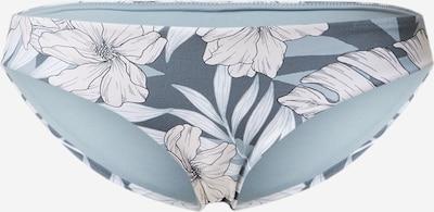 Seafolly Bikinihose 'Hipster' in blau / grau, Produktansicht