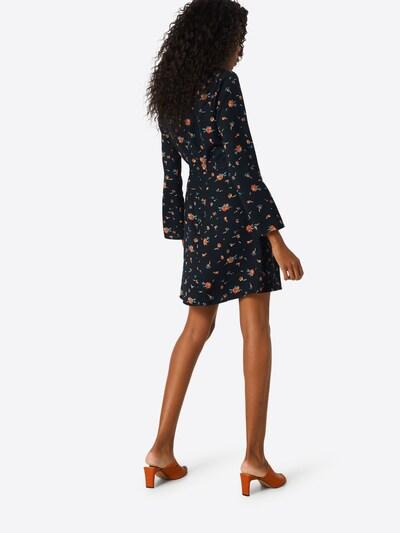 ABOUT YOU Sukienka 'Marla' w kolorze mieszane kolory / czarnym: Widok od tyłu