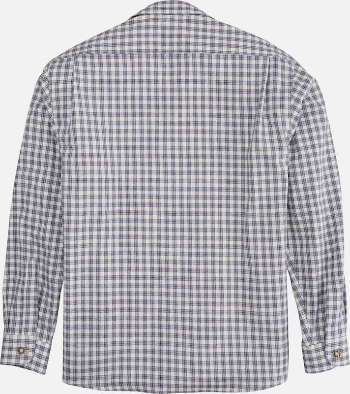 OS-TRACHTEN Trachtenhemd in Flanelloptik