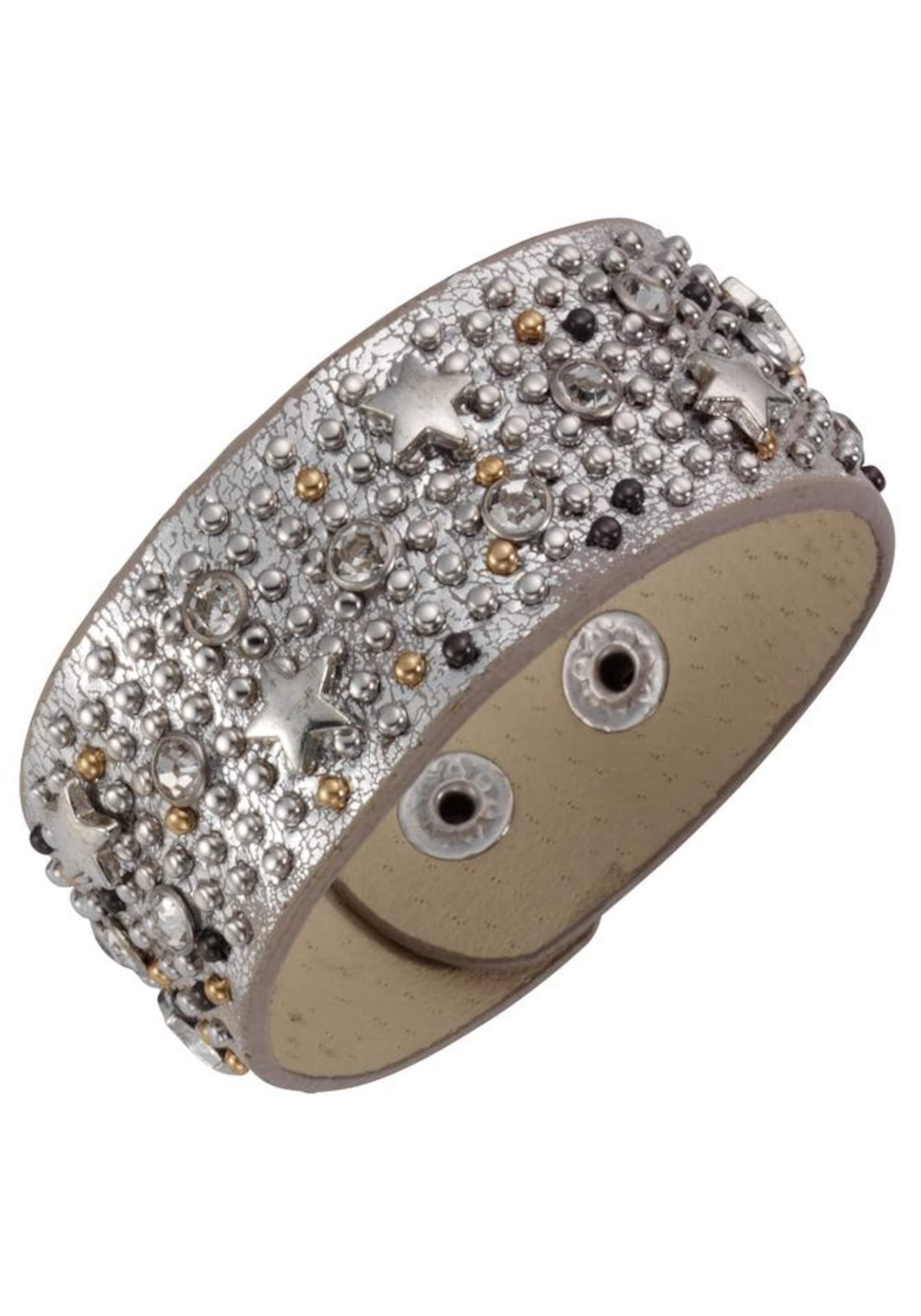 '139 GoldSilber In JJayz Armband 132' Weiß xQrtshdCB