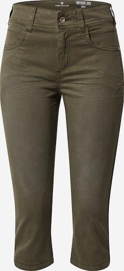 TOM TAILOR Jeans 'Kate' in oliv, Produktansicht
