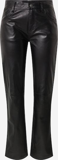 Pantaloni 'Simi' RAIINE pe negru, Vizualizare produs