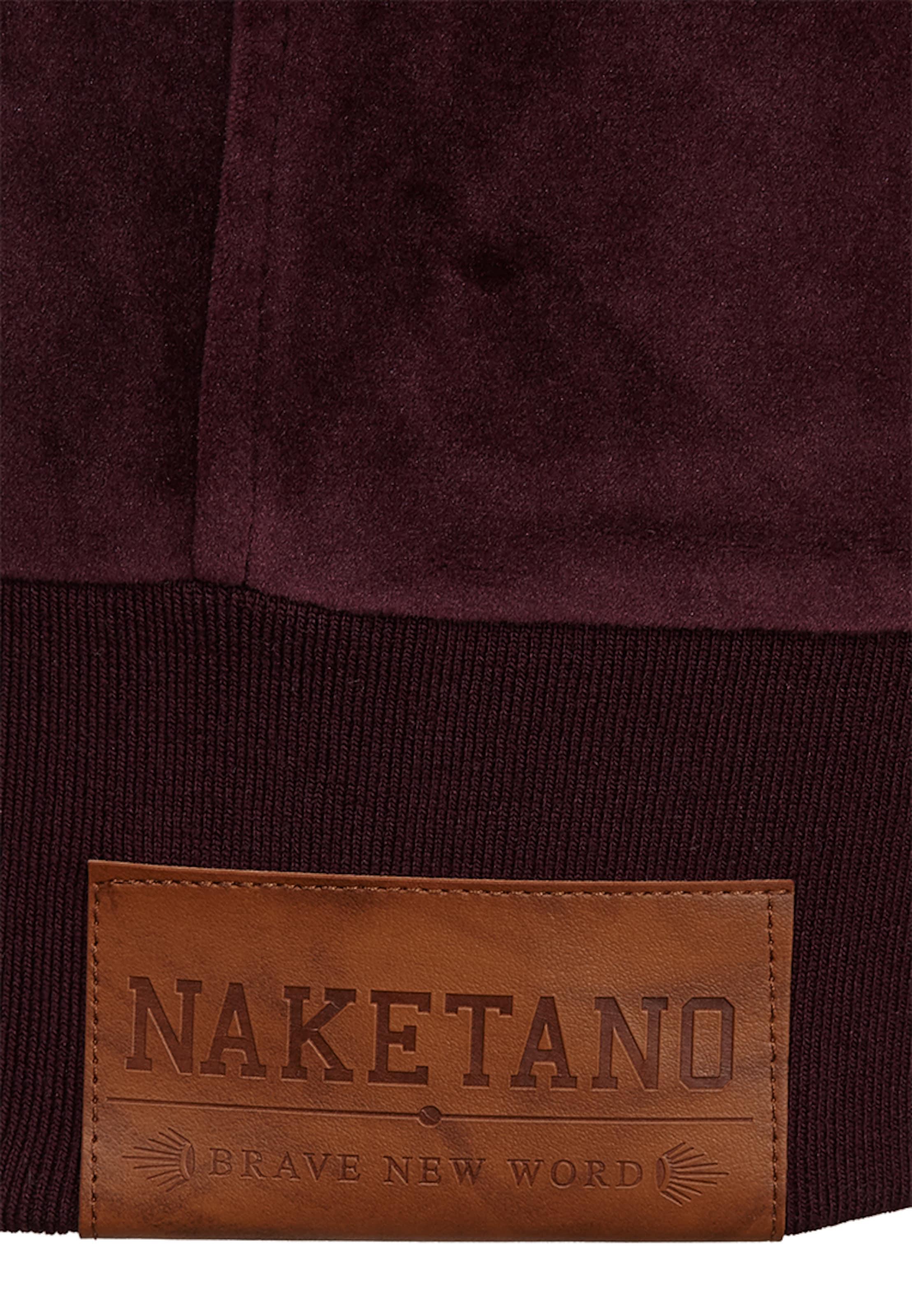 Mack' 'birol Weinrot Naketano In Jacket WdBroeCx