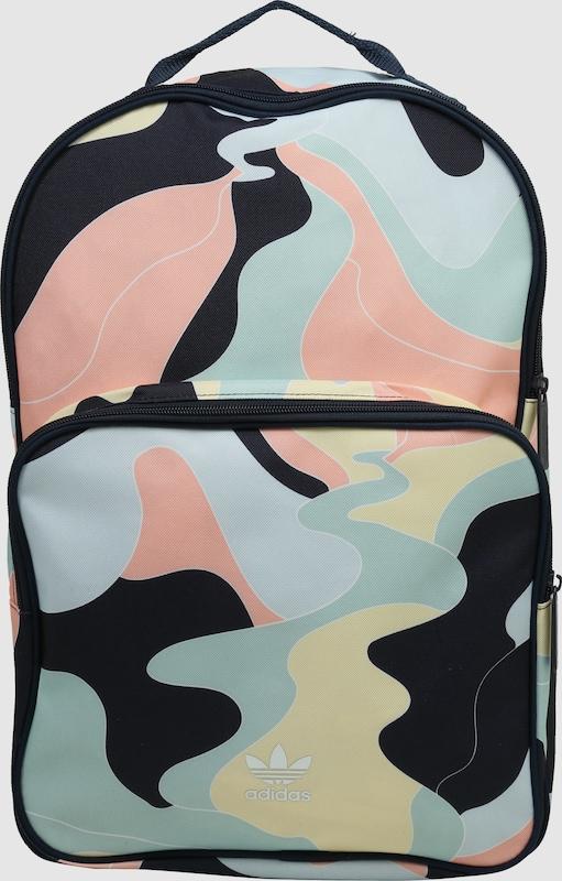 ADIDAS ORIGINALS Rucksack mit buntem Camouflage