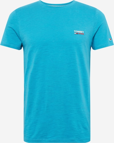 Tommy Jeans T-Shirt in aqua, Produktansicht