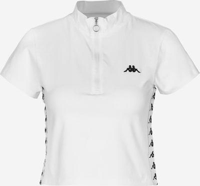 KAPPA T-Shirt 'Gaby' in weiß, Produktansicht