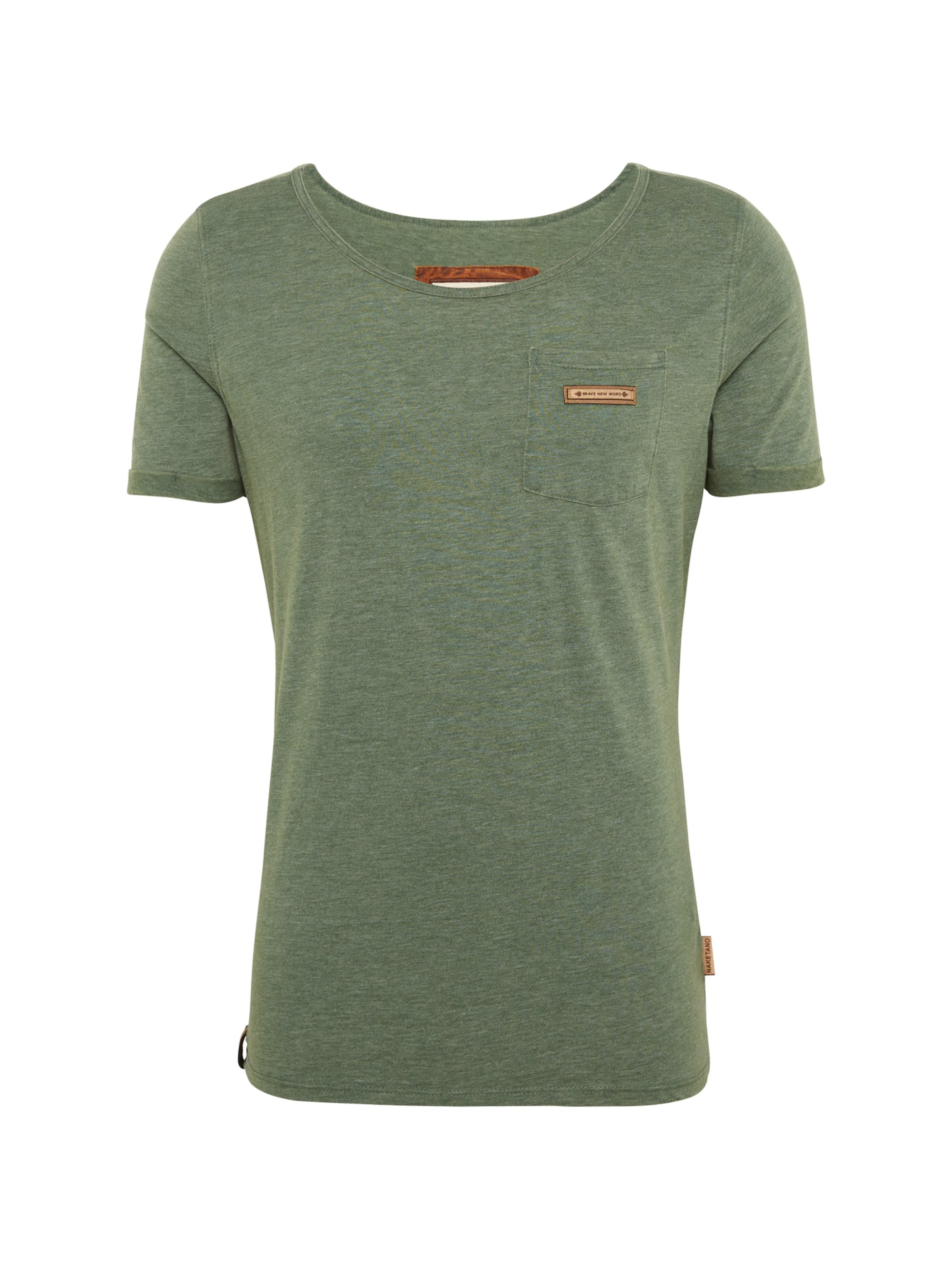 Tanne shirt T 'fashionopfa' Naketano In 0wvmn8N