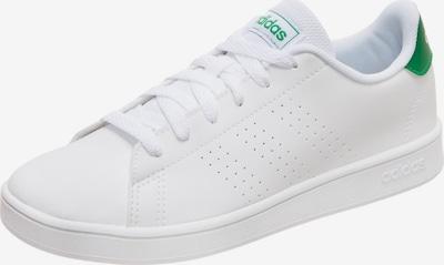 ADIDAS PERFORMANCE Sportschuh 'Advantage' in grün / weiß, Produktansicht