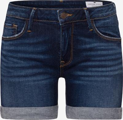 Cross Jeans Hosen kurz ' Zena ' in blau, Produktansicht