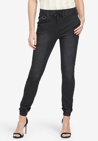 khujo Jeans 'ERIE' in schwarz, Modelansicht