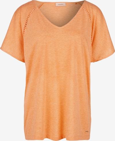 TRIANGLE T-Shirt in orange, Produktansicht