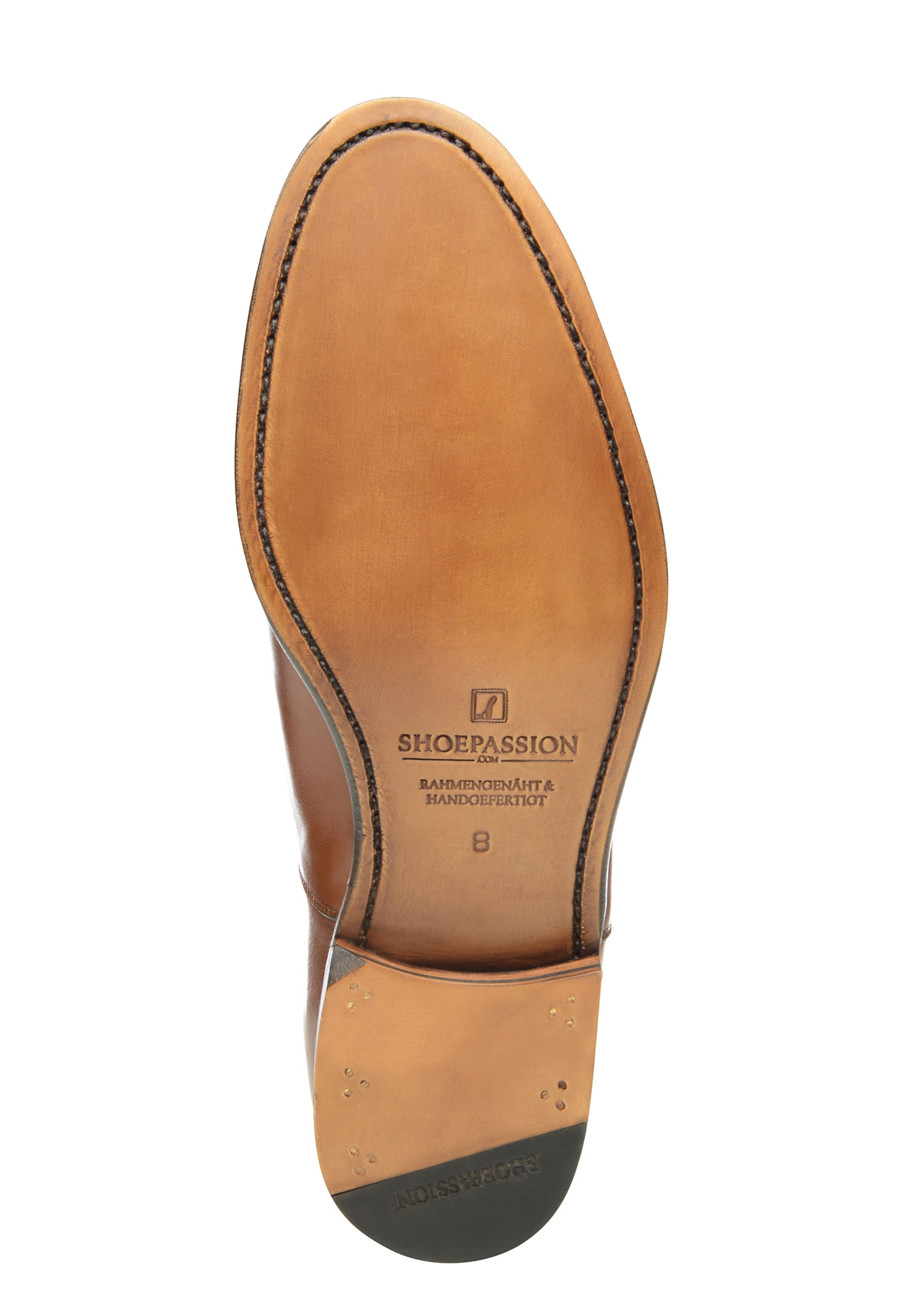 Cognac Shoepassion Businessschuhe 'no545' Shoepassion In Cognac 'no545' Businessschuhe In Shoepassion 2IEW9YHeDb
