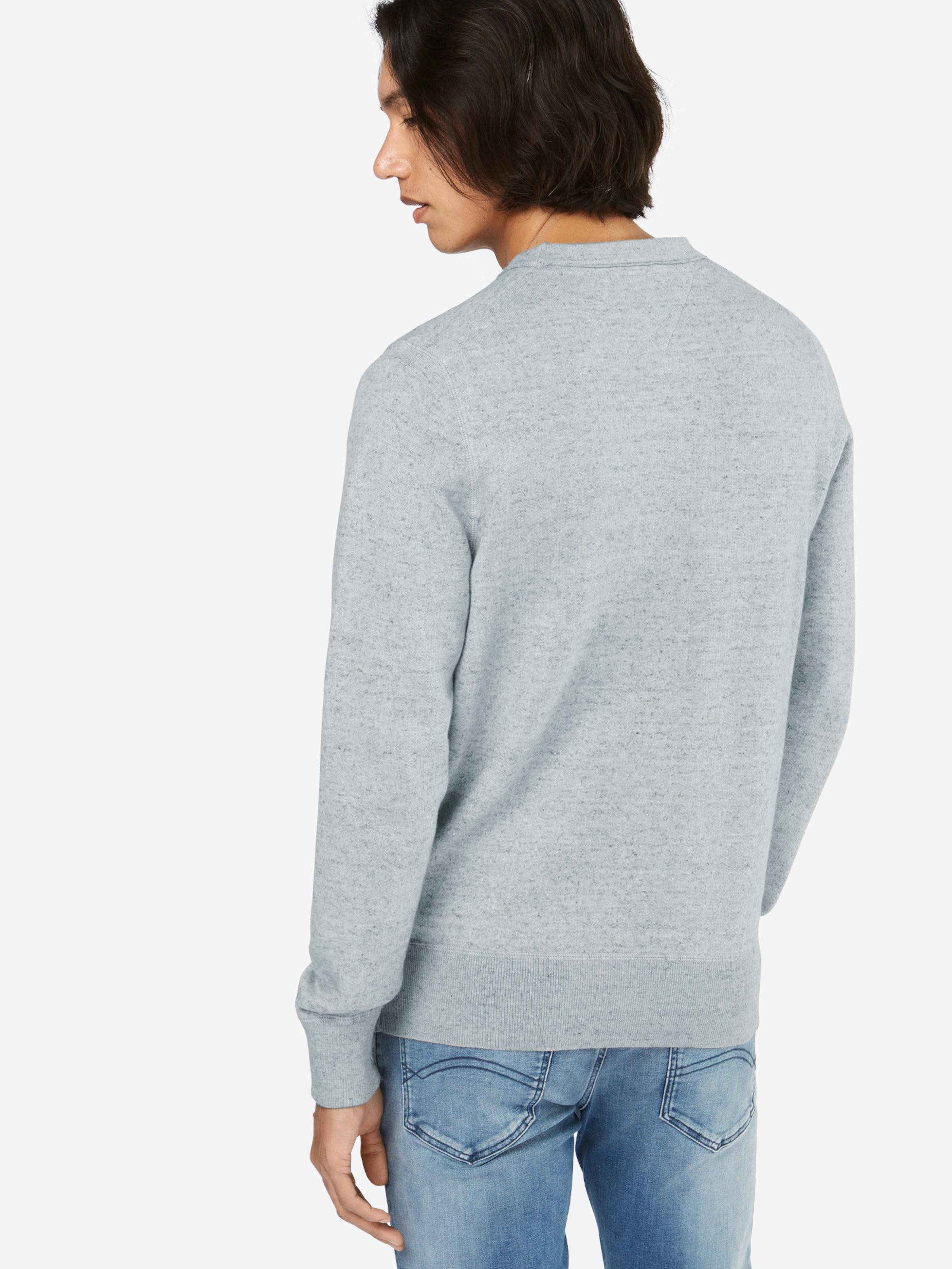 TOMMY HILFIGER Sweatshirt 'IGGY C-NK CF' Werksverkauf kSRnpN