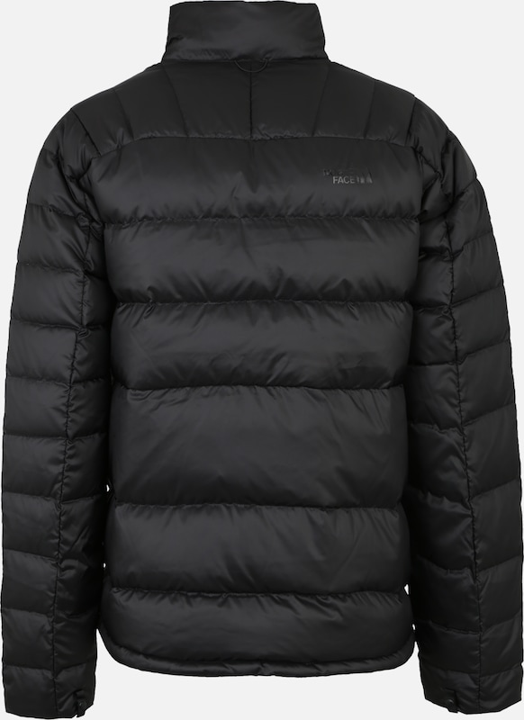 THE NORTH FACE Veste outdoor 'Peakfrontier II' en noir: Vue de dos
