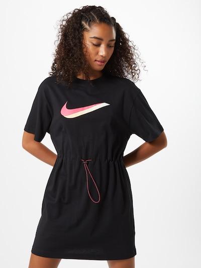 Nike Sportswear Klänning i svart, På modell