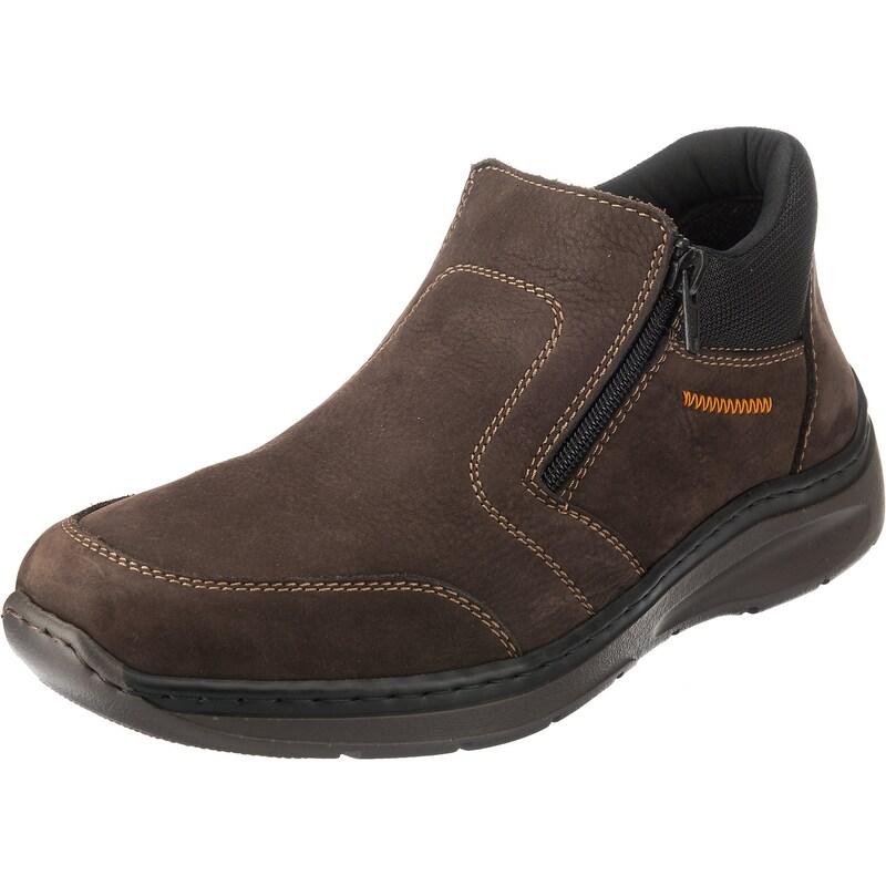 Rieker En Boots Noir En Boots En Marron Boots Rieker Noir Rieker Rieker Marron Noir Marron AXtBpXq