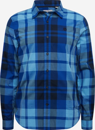 TIMBERLAND Overhemd 'E-R LS Plaid SF' in de kleur Blauw, Productweergave