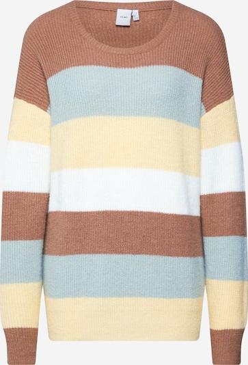 ICHI Pullover 'IHDUSTY LS2' in mischfarben, Produktansicht