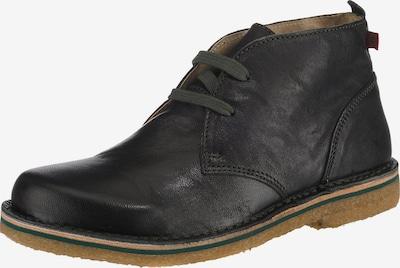 Grünbein Ankle Boots 'Monika' in schwarz, Produktansicht
