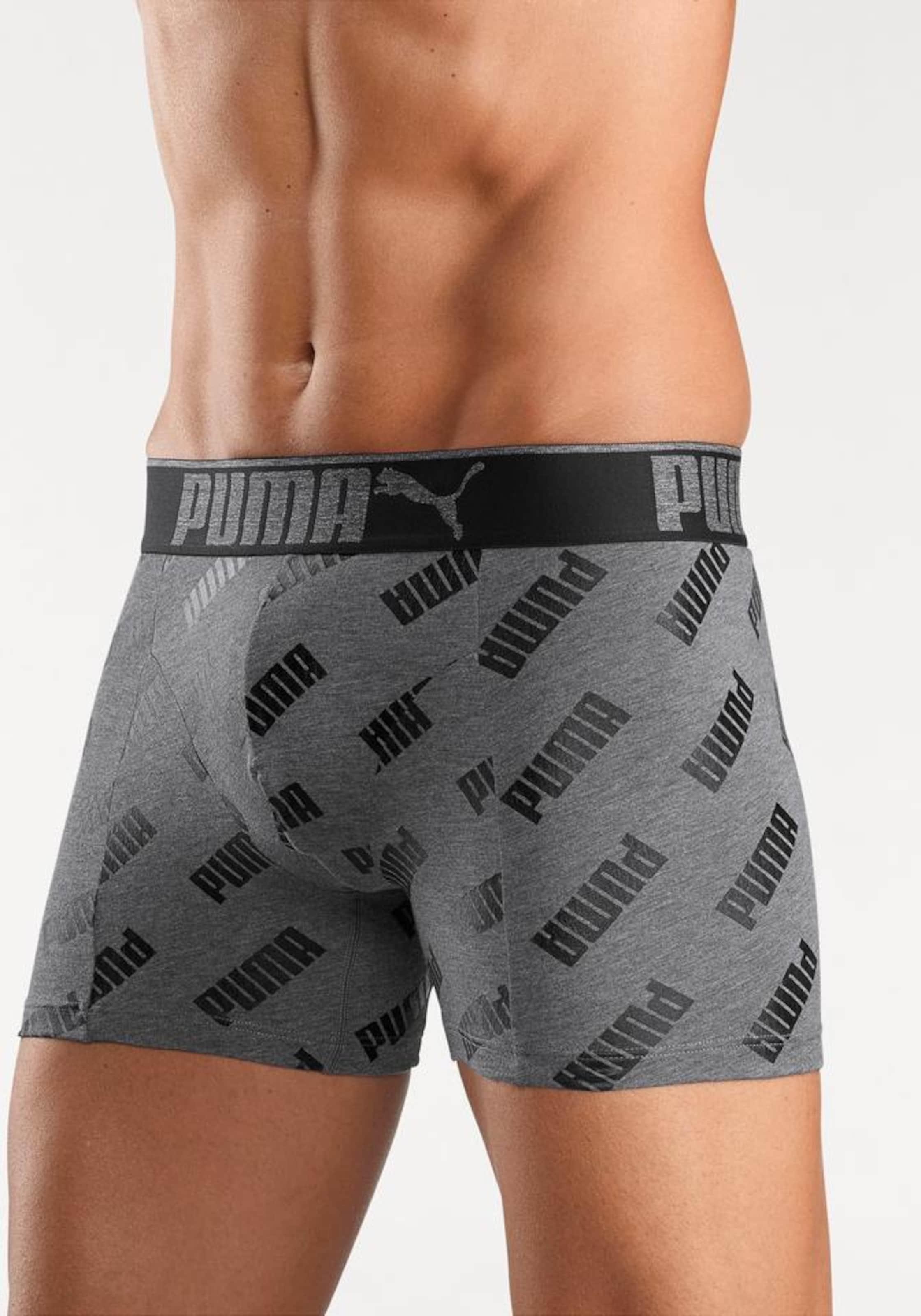 Aop' Boxer 'lifestyle In Puma GraumeliertSchwarz WD2eE9IHY