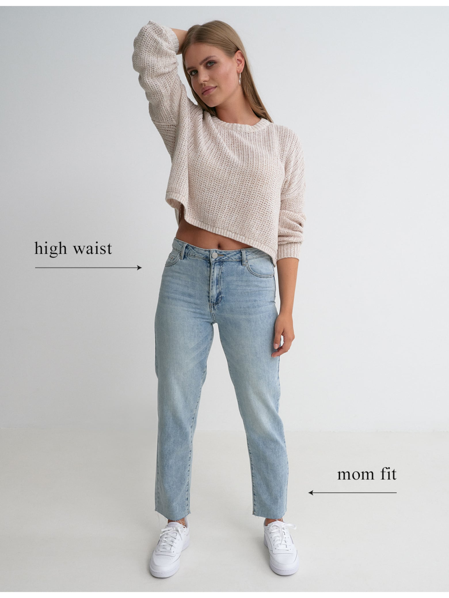 Bodytype: Medium Tall & Straight Top 3 Jeans Fits