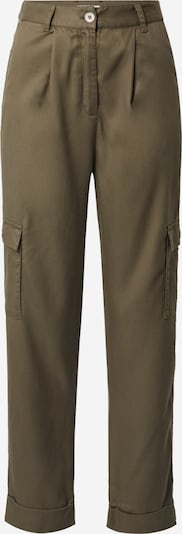 MOSS COPENHAGEN Pantalon cargo 'Maira Rosanna HW Pants' en kaki, Vue avec produit