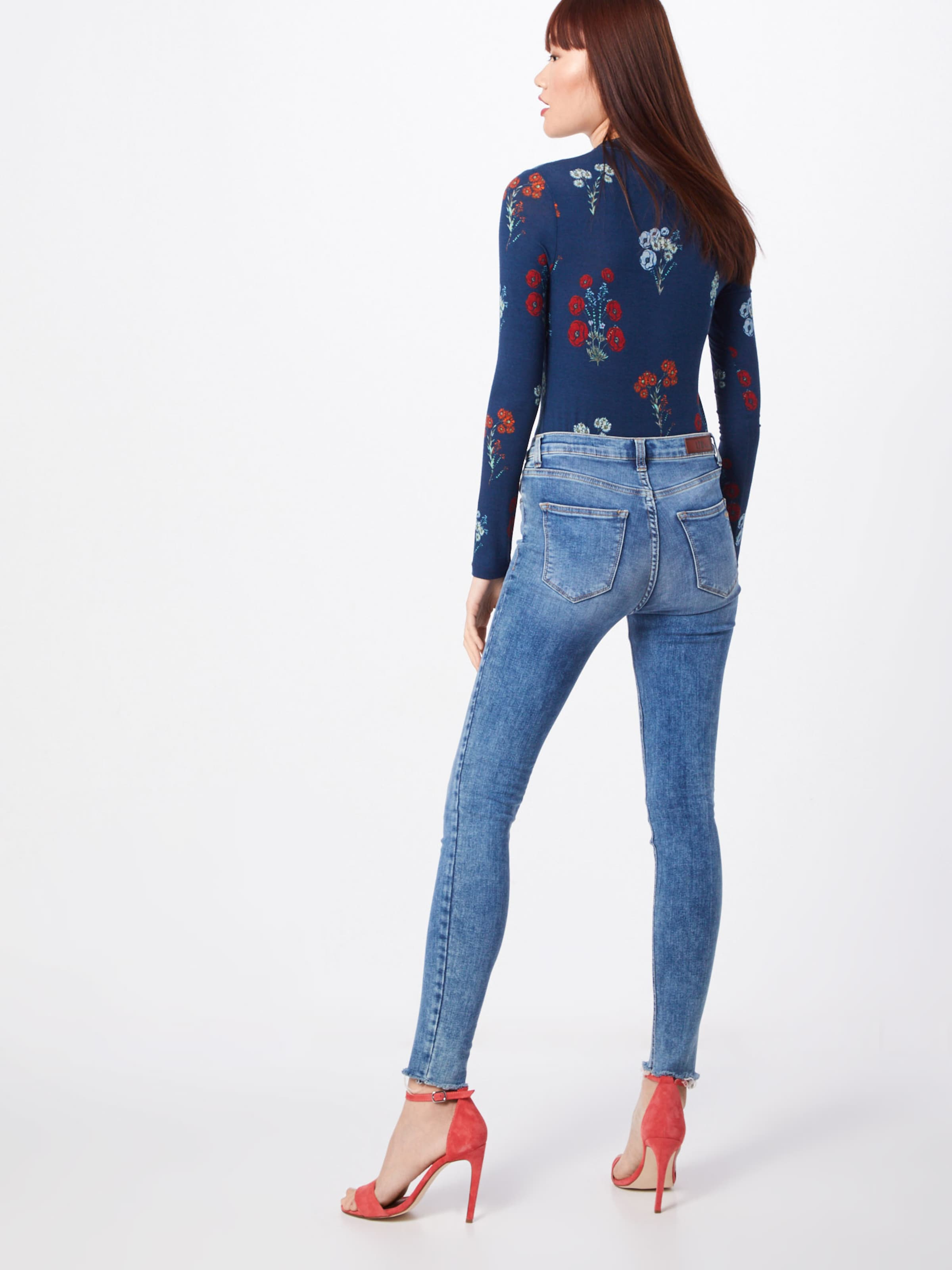 Denim Ltb Jeans In Blue 'amy' rCBedxo