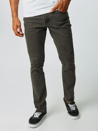 Denim Project Jeans 'Mr. Green' in grey denim, Modelansicht