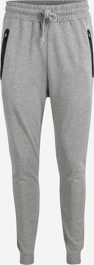 NU-IN Sporthose in grau / schwarz, Produktansicht