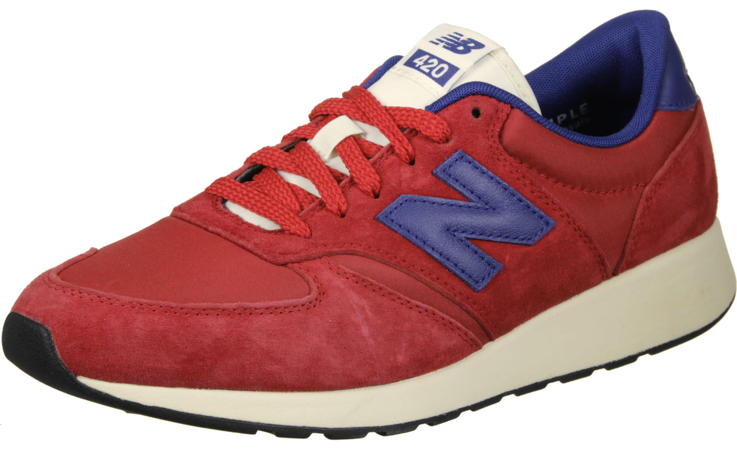 BlauGold Balance Sneaker In 'mrl420' New Weiß Iyvm76Ybfg