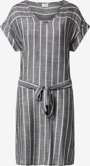 JACQUELINE de YONG Šaty - modrá / bílá, Produkt