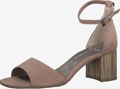 MARCO TOZZI Klassische Sandaletten in braun, Produktansicht