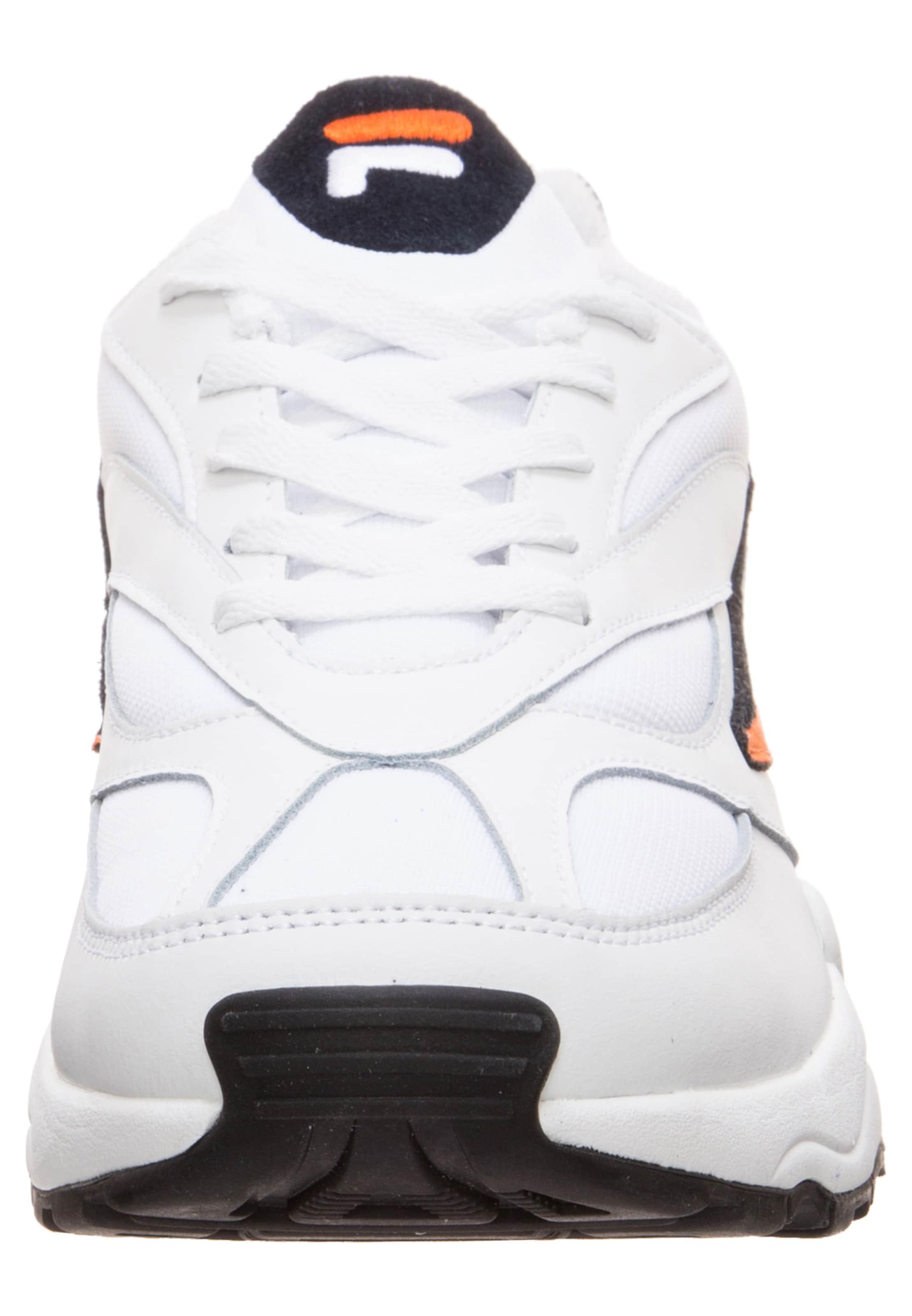 Baskets 'heritage En Basses OrangeNoir Fila Blanc V94m' PklXiOTwZu
