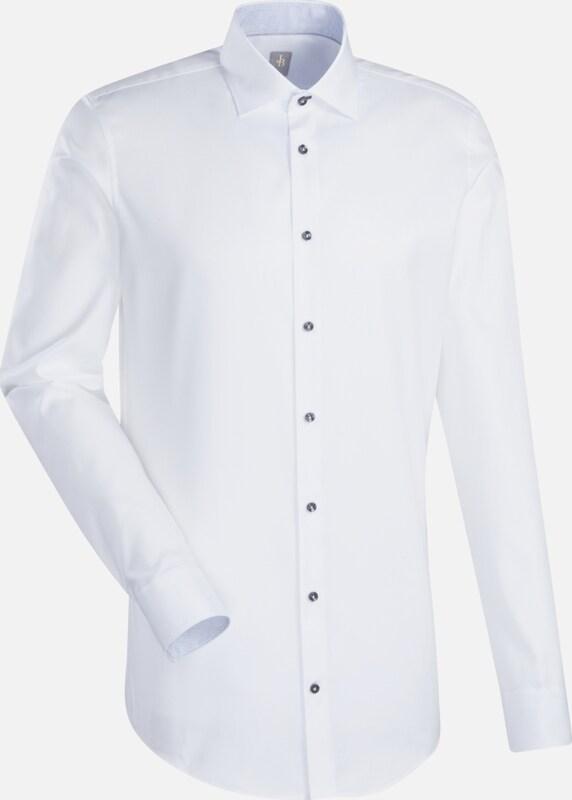 Jacques Britt City-Hemd ' Custom Fit '