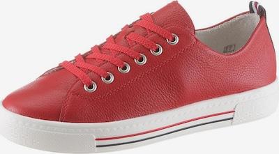 REMONTE Sneaker in rot, Produktansicht