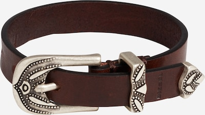 DIESEL Bracelet en marron, Vue avec produit