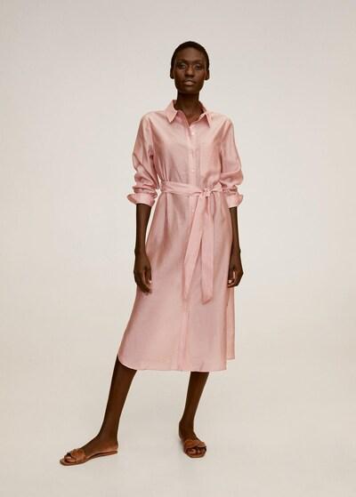MANGO Šaty - světle růžová, Model/ka