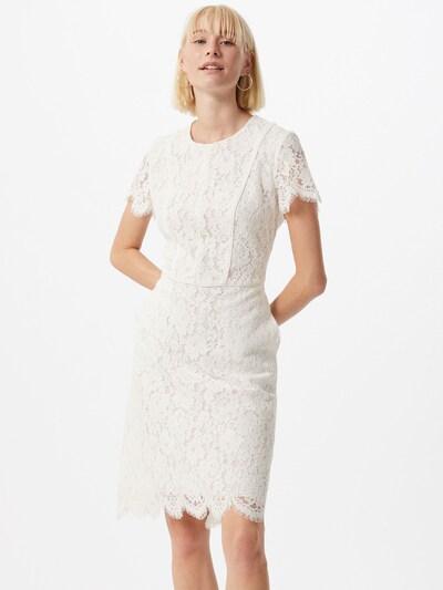 HUGO Kleid 'Keliese' in weiß, Modelansicht