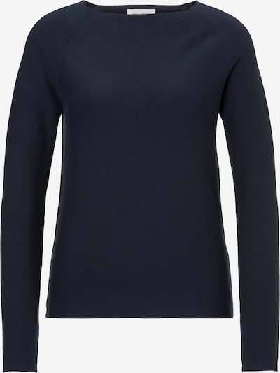 Marc O'Polo DENIM Strickpullover in dunkelblau, Produktansicht